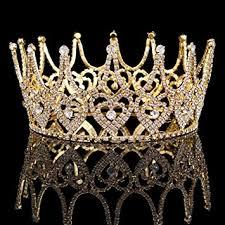 fumud high end tiara austrian rhinestone