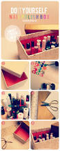 Nail Varnish Cabinet The Beauty Department Your Daily Dose Of Pretty Diy Nail