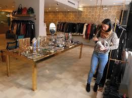 luxury garage sale gets 5m for more resale shops e commerce
