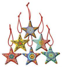 unicef uk market ceramic ornaments