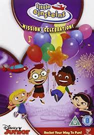 amazon einsteins volume 1 mission celebration