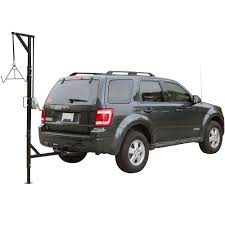 Ford Escape Kayak Rack - kill shot deluxe hitch mounted game hoist swivel and gabrel 500