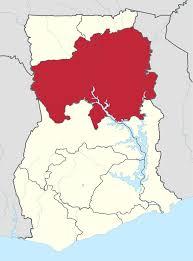 Accra Ghana Map Northern Region Ghana Wikipedia