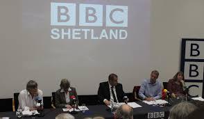 sturgeon shines after bickering bbc debate shetland news