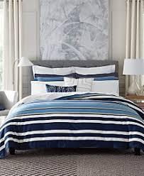 Pink Striped Comforter Tommy Hilfiger Bedding U0026 Bath Collections Macy U0027s