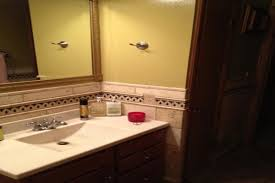 paint colors for bathrooms with beige tile paint color with beige