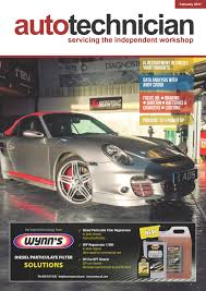 Autotechnician February 2017 By Read Mag5 Issuu