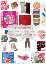 Gifts For Kids Under 10 15 Eco Friendly Valentine U0027s Day Gifts For Kids Under 15 Growing