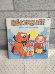 heathcliff u0027s halloween vintage books heathcliff book