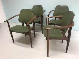 Esszimmerst Le Preis Vintage Teak Stühle 4er Set Bei Pamono Kaufen