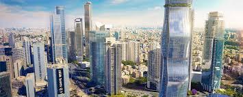 how is tel aviv u0027s skyline going to look like in 10 years happy