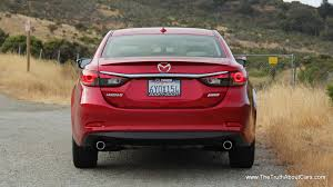 is mazda foreign review 2014 mazda6 with video the truth about cars