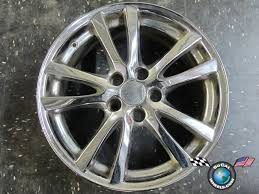 lexus is 250 tire size one 06 08 lexus is250 is350 factory 18 chrome rear wheel oem