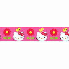 hello ribbon pink 7 8 inch ribbon fabric