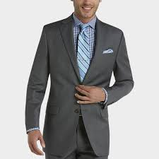 Ralph Lauren Total Comfort Blazer Lauren By Ralph Lauren Gray Sharkskin Classic Fit Suit Men U0027s