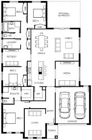54 best home floorplans facades images on pinterest
