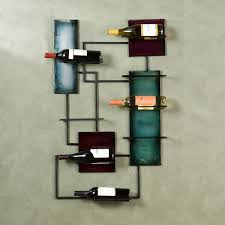metal wine rack table decor modern cabinets metal wall wine rack for wonderful wall bar