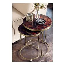 crate and barrel nesting tables 56 best tables images on pinterest occasional tables accent nesting
