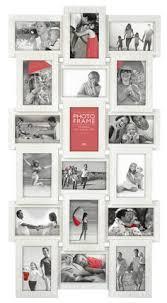 21 multi aperture photo frame photos collage family image black