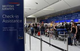 british airways resumes flights from london after it outage but