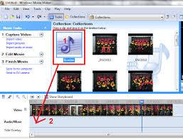 membuat video aplikasi cara membuat video dari kumpulan foto di windows movie maker kusnendar