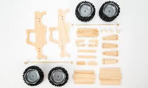 boycraft monster truck craft kit groupon