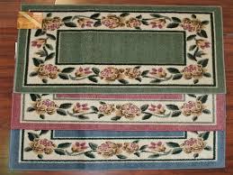 kitchen washable kitchen rugs in best kitchen rug ideas l shaped