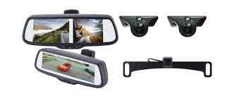 Blind Spot Side Mirror Blind Spot Elimination Kit Pmm 7333 Pl Pcam Bs1 Nset Pcam 10l