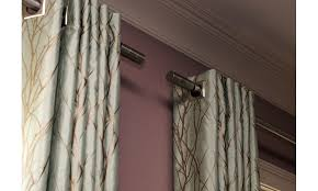 Custom Design Draperies Custom Made Drapery Panels With Grommets And Busche Rods Burr