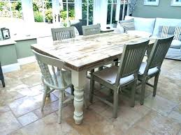 Shabby Chic Kitchen Furniture Kitchen Excellent White Country Kitchen Table Shabby Chic Dining
