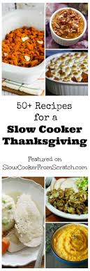 50 recipes for a cooker thanksgiving thanksgiving 50th