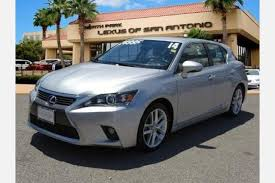 lexus 200h for sale used lexus ct 200h for sale in san antonio tx edmunds