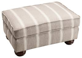 aria chenille ottoman footstools and ottomans other by