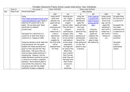 connectives grammar lesson by louise88 teaching resources tes