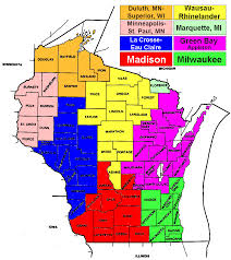 Milwaukee Wisconsin Map by Wi Marquette Tied With Lvs