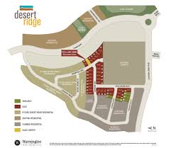 new home floor plans desert ridge warmington residential