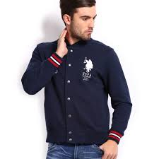 brand new u s polo assn navy sweatshirt without hoodie men u0027s