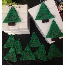popular christmas crochet decorations buy cheap christmas crochet