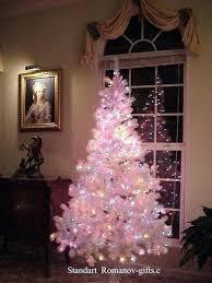 white tree with lights white christmas tree lights fusepoland co