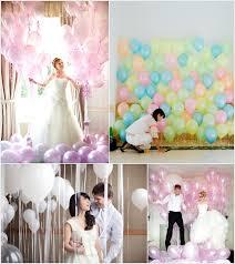 wedding backdrop balloons 5 balloon wedding decor ideas that are just fabulous random