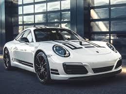 porsche 911 cs 2017 porsche 911 s endurance racing edition unveiled