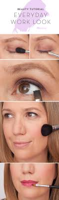 look your best everyday with these easy work friendly makeup tips