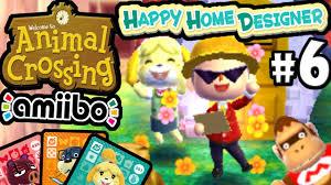 Home Designer Animal Crossing Happy Home Designer Part 6 Gameplay Walkthrough