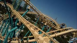 Six Flags Va Poltergeist Pivothead Pov Six Flags Fiesta Texas Youtube