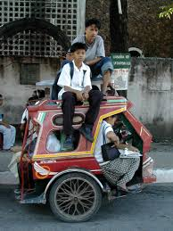 philippine tricycle file overloaded tricycle in the philippines with students jpg