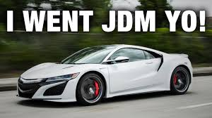 jdm acura nsx i bought a 200k honda did i make a mistake buying the new acura