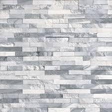 Stacked Stone Veneer Backsplash by Ledger Panels Stacked Stone Stacking Stone Veneer Panels