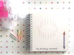 birthday yearbook birthday yearbook