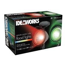 Color Changing Flood Lights Color Changing Solar Flood Lights