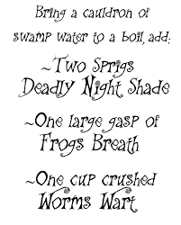 diy nightmare before christmas halloween props spell book pages